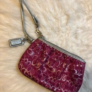 Handbags - Coach small wristlet